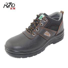 跃顿R55001防砸耐油劳保鞋安全鞋钢包头休闲鞋