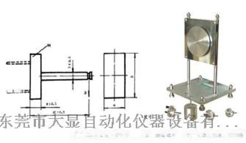 插头插座横向应力试验装置