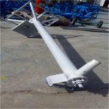 三相电传送水泥用10米长U型螺旋提升机Lj8