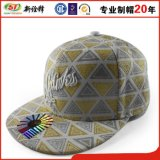 2015開發新品色織三角logo字母立體繡平板嘻哈平沿棒球帽
