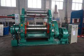 山东450型18寸自动翻胶式橡胶开炼机