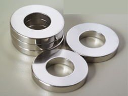 烧结钕铁硼磁环 气动磁环