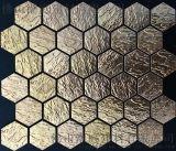 潮庭  3008不鏽鋼六角形馬賽克
