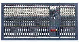 32路4编组专业演出大型舞台带效果混响专业调音台LX9-32