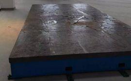 泊头纯生铁划线平板,耐热铸铁划线平板,划线钳工平板生产厂