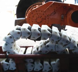 神华集团指定配套 采煤机用阻燃电缆夹板 煤矿O型电缆夹