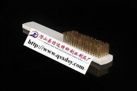 厂家直销木柄工业铜丝刷