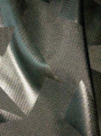 300T0.15格子春亚纺