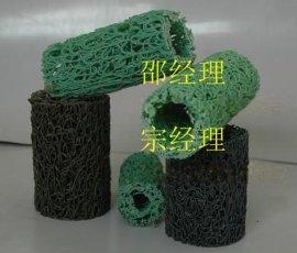 塑料盲沟生产商山东腾疆,价格低质量好的排水盲沟塑料盲管土工布