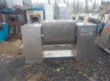 山東低價出售500L二手CH槽型混合機,二手不鏽鋼槽型混合機