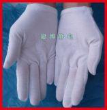 阅兵白手套纯棉手套全棉白色手套 薄棉手套 手部防护用品 男女