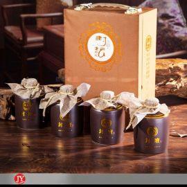 景德镇陶瓷酒瓶批发 专业定制1斤2斤5斤酒瓶价格厂家