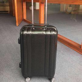 热固碳纤维拉杆箱万向轮 20寸旅行硬箱子登机箱