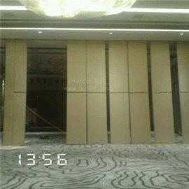 可成65款酒店宴会厅移动隔音墙防火防潮吊挂折叠活动隔断