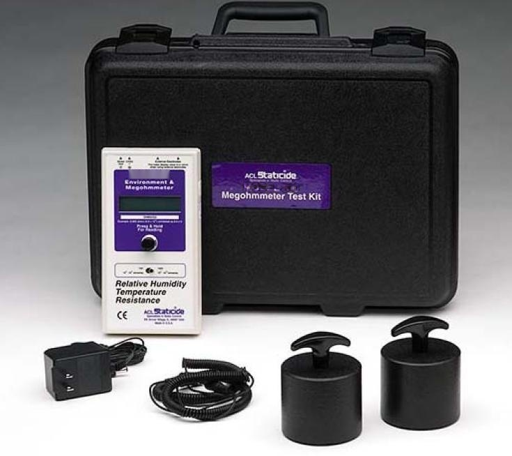 ACL-800表面電阻測試儀