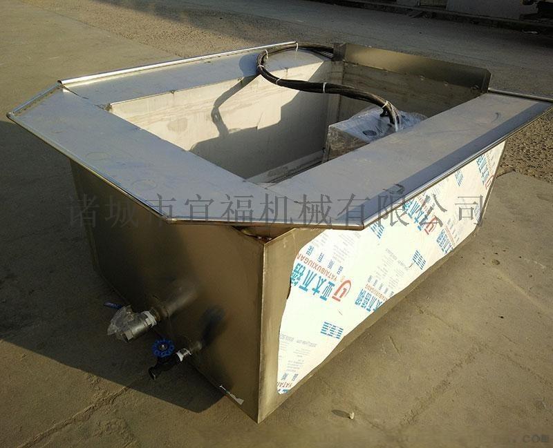 屠宰设备厂家直销电加热保温烫池