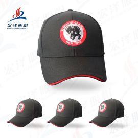 廠家批發帽子男士夏季戶外休閒棉質棒球帽秋季時尚韓版運動太陽帽