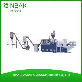 供应优质高效节能PVC造粒生产线 改性造粒 造粒机 热切