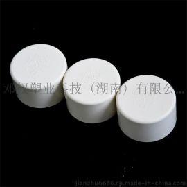PVC给水配件优质U-PVC给水管材管件白色管帽DN20通过ISO9001质量管理体系认证