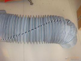 山东庆云奥兰机床附件制造有限公司生产1520型拉链式圆伸缩护罩