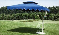 广州欧德YG-U806物业伞边柱伞