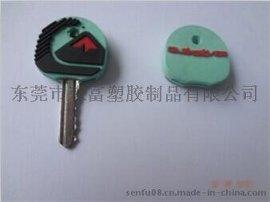 SF-060001pvc软胶钥匙套 卡通钥匙套 环保硅胶钥匙套 东莞工厂支持定制家居礼品