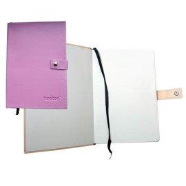 精品pu笔记本定制   商务平装记事本订做 加印logo 带扣封面