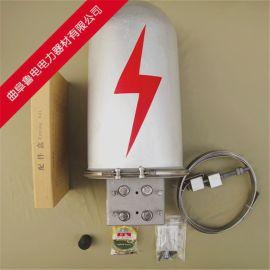 adssopgw光缆金具杆用塔用24芯48芯一进一出光缆接续盒