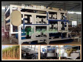 綠鼎環保LDDY-1500甘蔗壓榨機