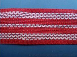 润生50mm宽间色PE丝编织带