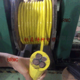 吊具卷盘电缆耐臭氧耐紫外线耐候性移动柔性电缆