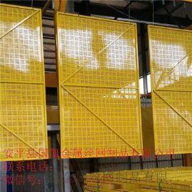 建筑外围网      新型建筑爬架网  金属爬架网