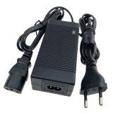 42V2A锂电池充电器 欧规CE LVD认证 42V2A滑板车锂电池充电器