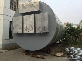 廣東一體化泵站丨一體化預製泵站廠家,玻璃鋼環繞筒體,售後有保障