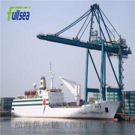20G/40GP/40HQ深圳到澳大利亚国际海运