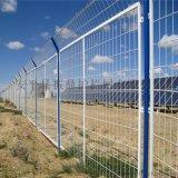 振鼎 光伏發電圍欄網 鐵路圍牆框架護欄網