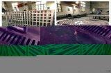 格栅仿方管古铝屏风 方管焊接隔断仿古铝屏风
