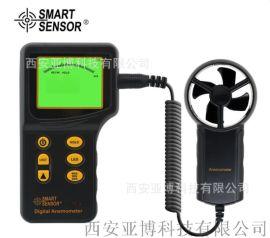 西安供应 数显风轮式高精度风速仪