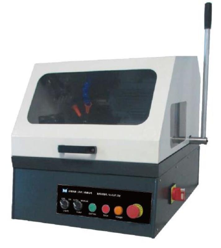 金相制樣切割機KlyCUT-250