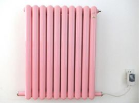 煤改電採暖設備金坤萬遠真空超導電暖器