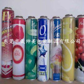 空气清新剂气雾剂罐 马口铁气雾罐 杀虫水喷雾剂罐 喷雾铁罐