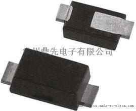 SMF26A单向TVS 二极管, 1000W, 42.1V, 2针 DO-219AB封装