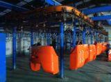 金属表面喷塑浸塑设备流水线bh-735潍坊北海电子涂装