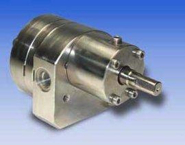高粘度不锈钢计量泵 高粘度齿轮泵