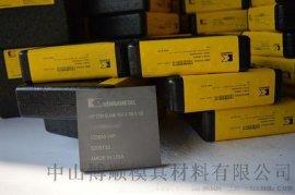 陕西大量供应美国肯纳CD-KR855钨钢 高精度抗崩裂硬质合金