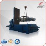 YD系列400吨大型全自动报废汽车打包机 压块机