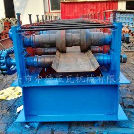 厂家供应全自动止水钢板机械设备河北压瓦机械厂专业生产止水钢板机