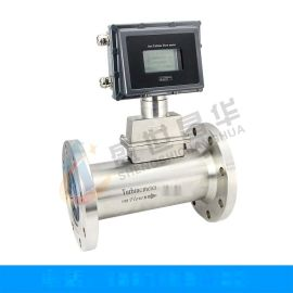 供應DN100型氣體渦輪流量計