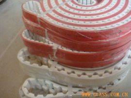玻璃磨邊機帶;T5T10T20tbd 四邊磨同步帶