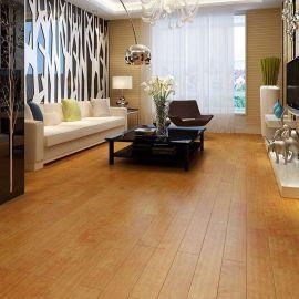 多层实木复合地板15mm家用桦木地热地暖地板